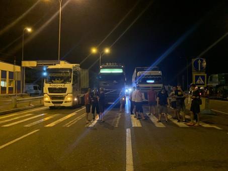 В Одесской области ударят спецназом по перегруженным фурам