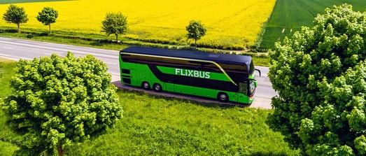 Автобусы под брендом FlixBus пойдут в Одессу и Затоку