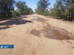 """В Одесской области начали ремонт """"убитого"""" участка дороги между Арцизом и Саратой"""