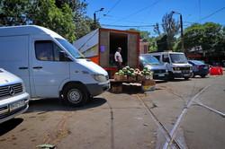 Новощепной Ряд в Одессе: что успели сделать за два месяца реконструкции (ФОТО)