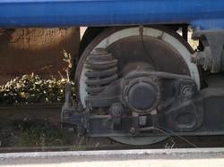 На Одесской железной дороге продают дизель-поезд, который принадлежал Николаевскому глиноземному заводу