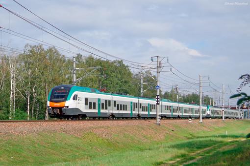 Для киевской городской электрички могут закупить швейцарские поезда