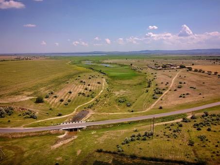 На трассе Одесса - Рени отремонтировали мост (ФОТО)