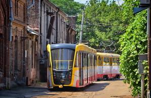 В Одессе второй раз продлевают сроки закупки многосекционных трамваев
