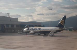 Ryanair планирует летать из Одессы в Афины и Барселону