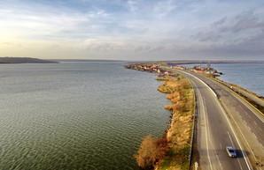 Мост через Хаджибейский лиман по трассе Одесса - Киев закончат ремонтировать к маю 2021 года