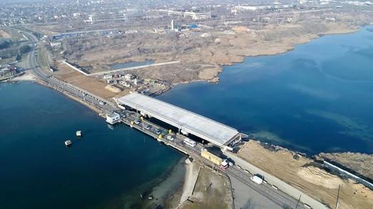 Достройка моста по дороге из Одессы в Черноморск обойдется почти в 107 миллионов