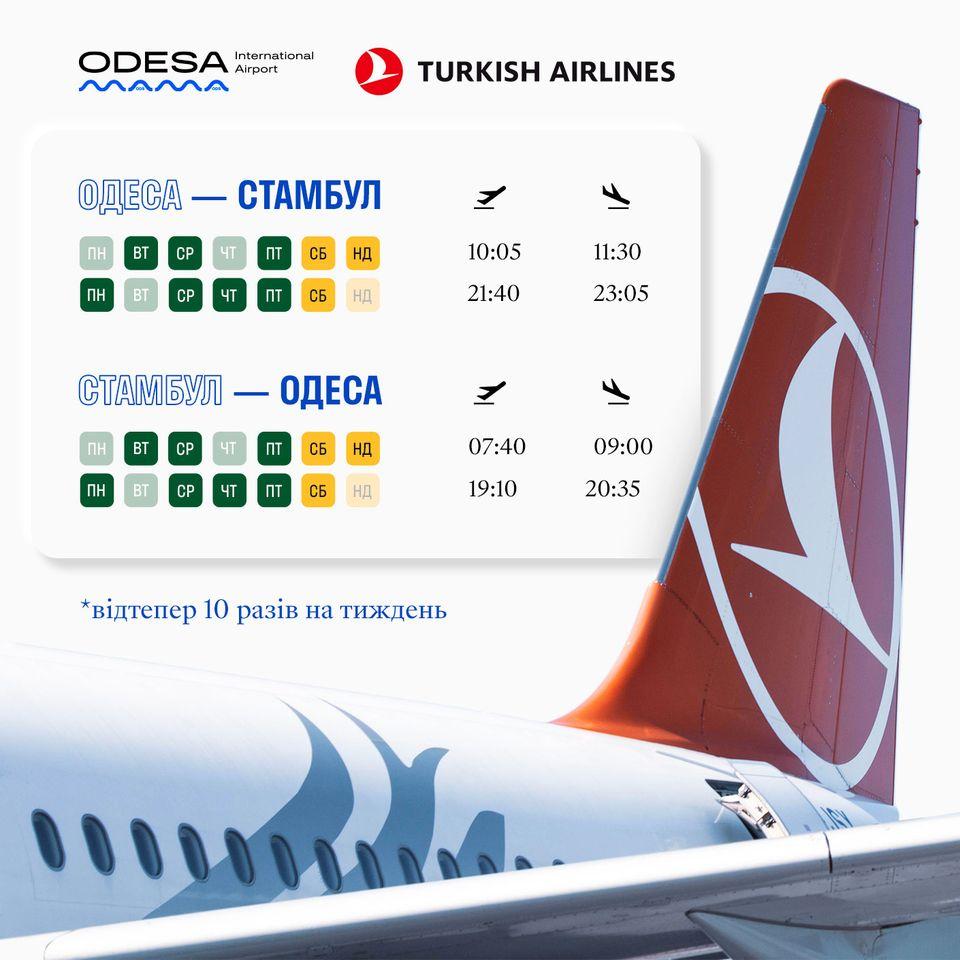Самолеты из Одессы в Стамбул будут летать чаще|В дороге - сайт о путешествиях и приключениях
