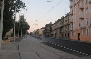 В Одессе возвращают городские автобусы на спуск Маринеско