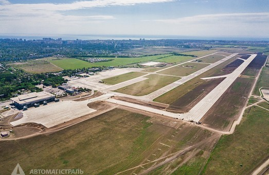 Одесскому аэропорту выделяют еще 117 миллионов