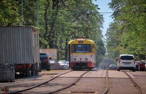 В Одессе уже завтра возвращаются трамваи в центр города на Преображенскую и Софиевскую