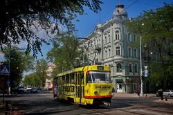 В историческом центре Одессы снова ходят трамваи (ФОТО, ВИДЕО)