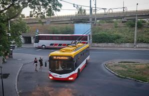 Как будет работать общественный транспорт в Одессе на день города