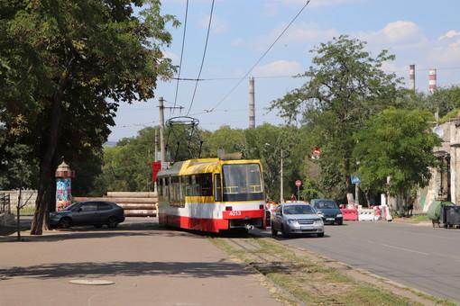 В Одессе открывают движение по Херсонскому спуску