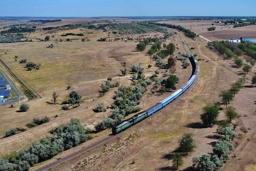 Пассажирский поезд Измаил - Одесса - Киев ограничивает посадку пассажиров