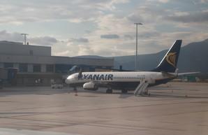 Почти все авиарейсы Ryanair из Одессы и других городов Украины отменены