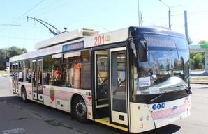 В Виннице и Запорожье открыли новые линии троллейбуса