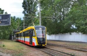 """Одесский трамвай """"Одиссей-Макс"""" вернулся на маршруты"""