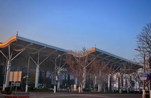 В международном аэропорту Одессы сменилось руководство