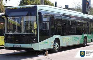 Во Львове говорят о намерениях закупить сразу 250 электробусов