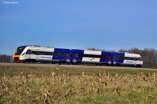 """""""Укрзализныця"""" ищет маршрут для нового дизель-поезда: его можно запустить из Одессы в Измаил"""