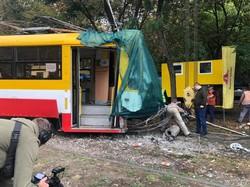 Сразу три инцидента произошли в Одессе с трамваями и троллейбусами