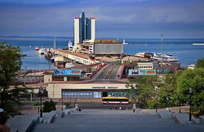 Сегодня в Одессе ограничат движение у Потемкинской лестницы и морского вокзала