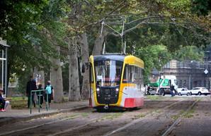 В субботу в Одессе трамваи и троллейбусы будут ходить в ограниченном режиме