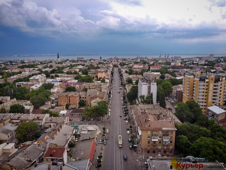 В Одессе перекроют движение из-за визита двух президентов