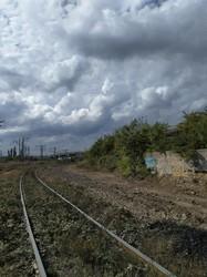 """В Одессе строят железнодорожную ветку к """"Евротерминалу"""""""