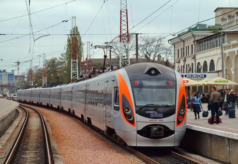 В правительстве снова говорят о скоростной железной дороге Одесса - Киев - Львов
