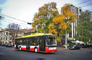 Одесский электротранспорт впервые за долгое время утратил первое место в рейтинге