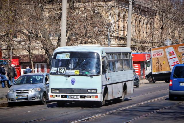 В Одессе объявили конкурс на несколько десятков автобусных маршрутов