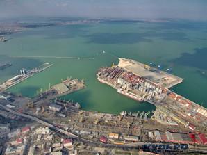В порту Одессы будут реконструировать Платоновский мол