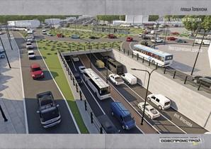 Проектирование тоннеля на площади Толбухина в Одессе подешевело на 2 миллиона