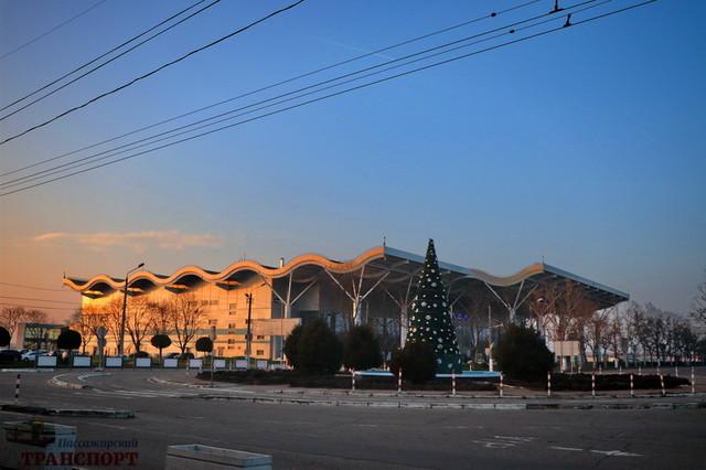 Одесский аэропорт полностью передан в частную собственность