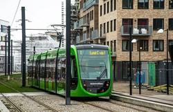 В шведском городе Лунд запустили линию трамвая (ФОТО)