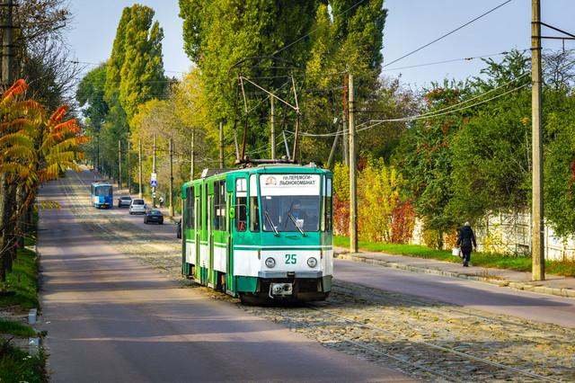 Мэрия Житомира планирует ликвидацию трамваев в городе