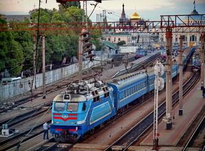 Введены дополнительные рейсы поезда Одесса - Черновцы
