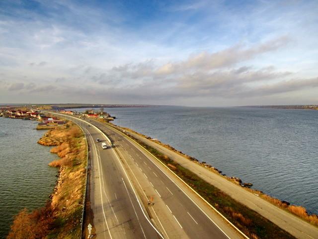На реконструкцию автотрассы Одесса - Киев выделяют кредит ЕБРР