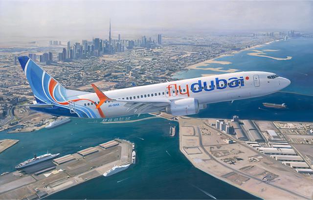 Возобновляются авиарейсы из Одессы в Объединенные Арабские Эмираты