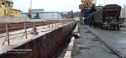 В порту Одессы предотвратили ЧП (ФОТО)