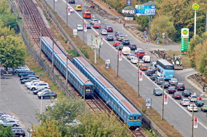 В Киеве покупают 10 новых поездов метро: 5 из них будут с проходом между вагонами