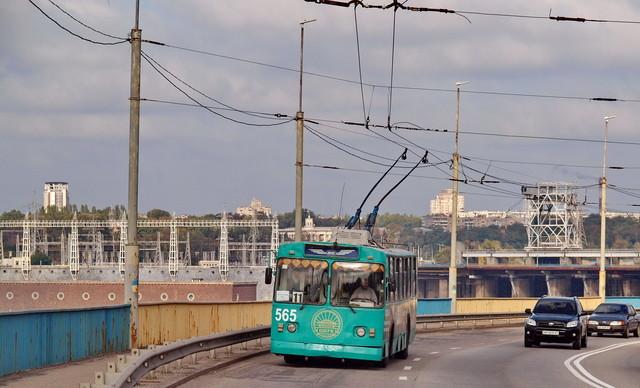 Городские власти Запорожья решили закупить за европейский кредит электробусы и автобусы