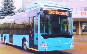 """""""Эталон"""" готовится выпускать троллейбусы с автономным ходом от аккумуляторов"""
