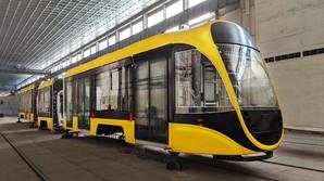"Тендер Европейского инвестиционного банка на 20 трамваев для Киева выиграла ""Татра-Юг"""