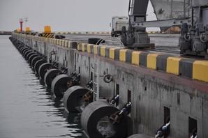 В порту Одессы закончили реконструкцию еще одного причала