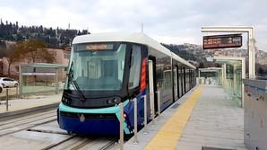В Стамбуле запустили новую линию трамвая