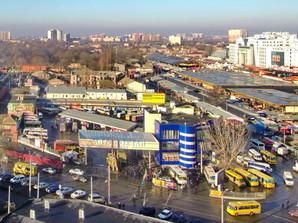 """В Одессе хотят убрать из центра и района """"Привоза"""" пригородные автобусы"""