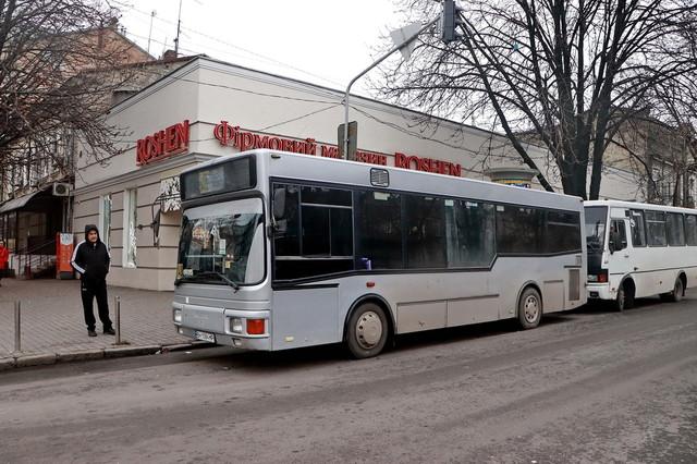 Как в Одессе будут ходить автобусы для пассажиров с ограниченными возможностями в январе